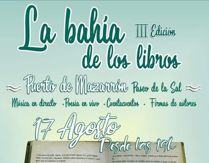 Firma de libros, Puerto de Mazarrón
